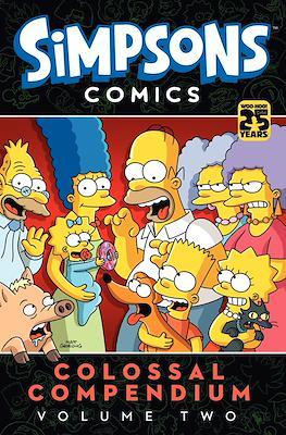 Simpsons Comics Colossal Compendium #2