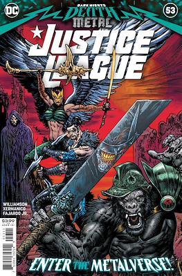 Justice League Vol. 4 (2018- ) #53