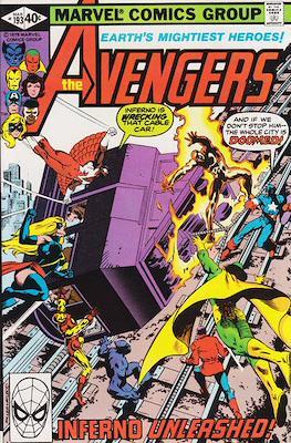 The Avengers Vol. 1 (1963-1996) (Comic Book) #193