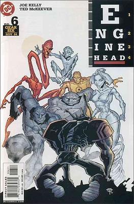 Enginehead (Comic Book) #6