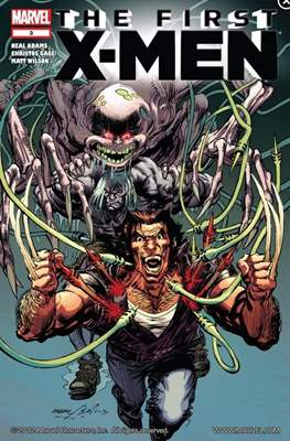 The First X-Men #3