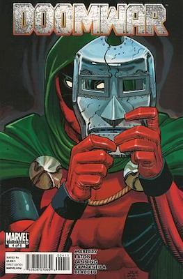 Doomwar (Comic-book) #4
