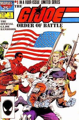 G.I. Joe: Order of Battle