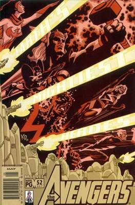 The Avengers Vol. 3 (1998-2004) (Comic-Book) #52