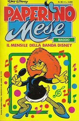 Super Almanacco Paperino / Paperino Mese / Paperino (Brossurato) #95