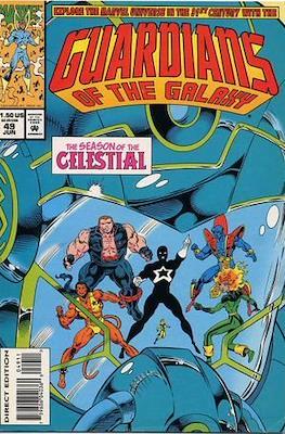 Guardians of the Galaxy Vol 1 (Comic Book) #49