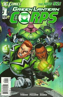 Green Lantern Corps Vol. 3 (2011-2015) #1