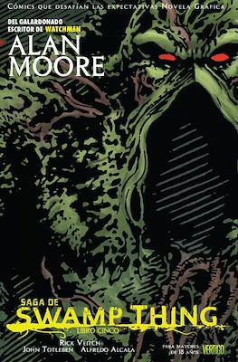 Saga de Swamp Thing (Rústica) #5