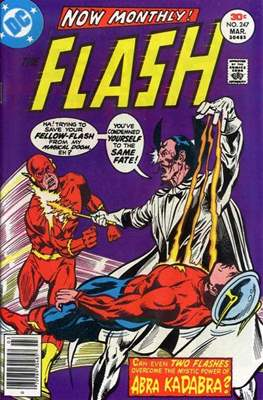 Flash vol. 1 (1959-1985) (Grapa, 32 págs.) #247