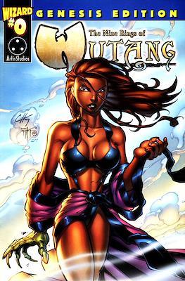 The Nine Rings of Wu-Tang (Comic Book) #0