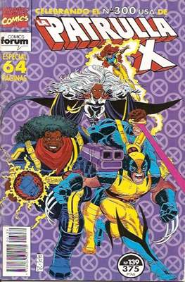 La Patrulla X Vol. 1 (1985-1995) (Grapa) #139