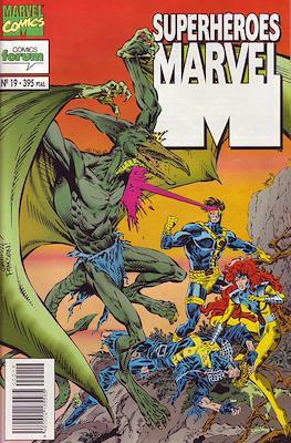 Superhéroes Marvel (1994-1995) #19