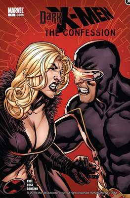 Dark X-Men: The Confession