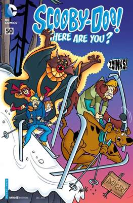Scooby-Doo! Where Are You? (Comic Book) #50