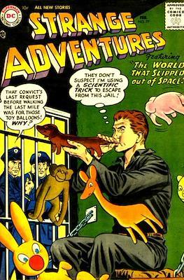 Strange Adventures (Comic Book) #77