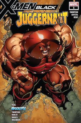 X-Men: Black - Juggernaut
