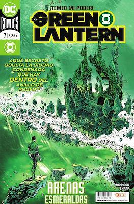 Green Lantern. Nuevo Universo DC / Hal Jordan y los Green Lantern Corps. Renacimiento (Grapa) #89/7