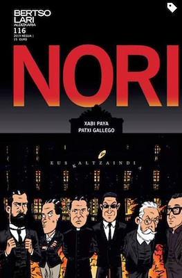 Nori (Cartoné 140 pp) #