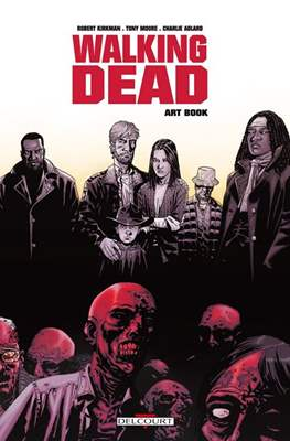 Walking Dead. Art Book