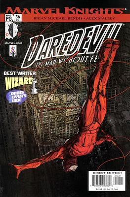 Daredevil Vol. 2 (1998-2011) (Comic-Book) #36 (416)