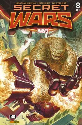 Secret Wars (2015) (Grapa) #8
