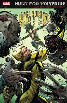 Hunt For Wolverine: The Claws of a Killer (Comic Book) #2