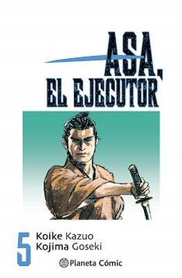 Asa, el ejecutor (Rústica 336 pp) #5