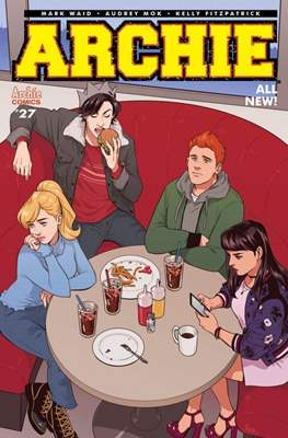 Archie (2015-) (Comic Book) #27