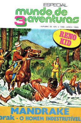 Mundo de aventuras especial #3