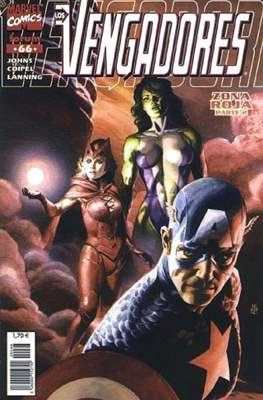 Los Vengadores vol. 3 (1998-2005) (Grapa. 17x26. 24 páginas. Color. (1998-2005).) #66