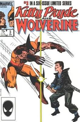 Kitty Pryde and Wolverine Vol 1 (Comic-book) #3