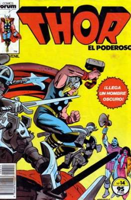 Thor, el Poderoso (1983-1987) #14