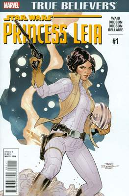 True Believers: Star Wars - Princess Leia