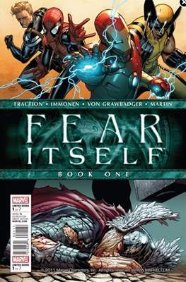 Fear Itself (Comic-Book) #1