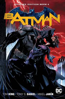 Batman: Deluxe Edition (2016-) #4
