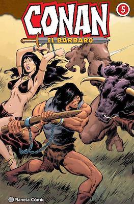 Conan El Bárbaro (Cartoné 600 pp Integral) #5