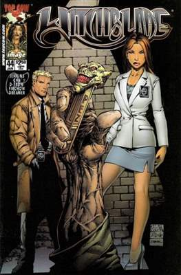 Witchblade (Comic Book) #44