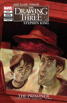 The Dark Tower: The Drawing of the Three - The Prisoner (Comic-book) #2