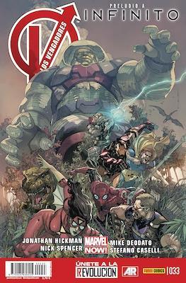 Los Vengadores Vol. 4 (2011-) (Grapa) #33