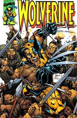 Wolverine (1988-2003 Variant Cover) (Comic Book) #150.2