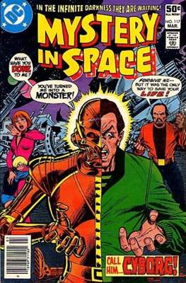 Mystery in Space (1951-1981) (Comic Book) #117