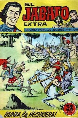 El Jabato extra (Grapa,) #34