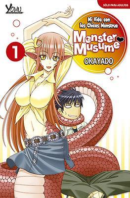 Monster Musume: Mi vida con las chicas monstruo (Rústica) #1