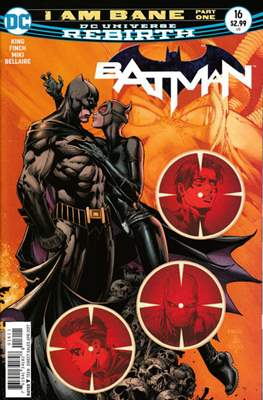 Batman Vol. 3 (2016-) (Comic Book) #16