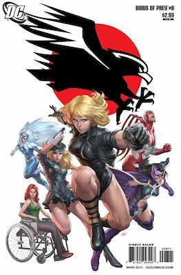 Birds of Prey Vol. 2 (2010-2011) #8
