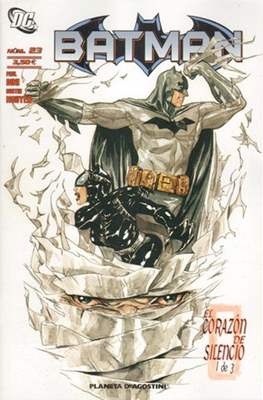 Batman (2007-2012) (Grapa. 48 pp) #23