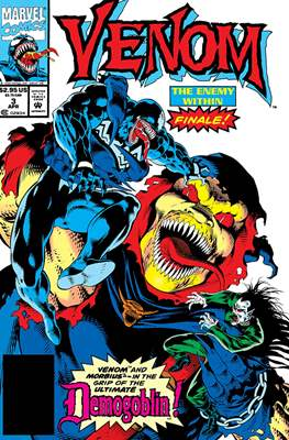 Venom: The Enemy Within (Comic Book) #3