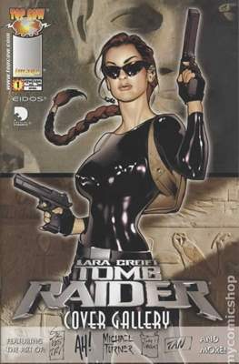 Tomb Raider: Cover Gallery (2006)