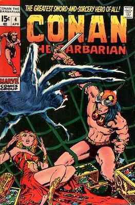 Conan The Barbarian (1970-1993) #4