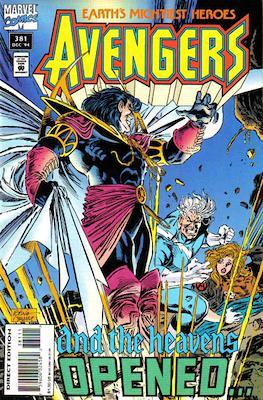 The Avengers Vol. 1 (1963-1996) (Grapa) #381